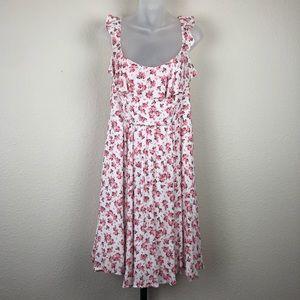 Torrid | Floral Dress